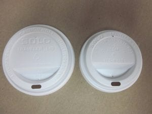 White lids for hot paper coffee cups - Custom Cup Sleeves Smyrna, TN