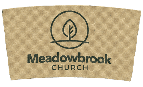 black on natural (meadowbrook church)