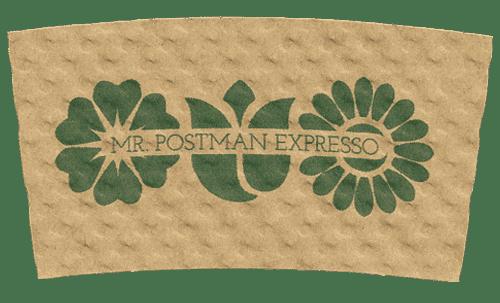 green on natural (mr postman)