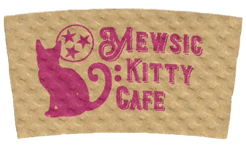 pink on natural (mewsic kitty)