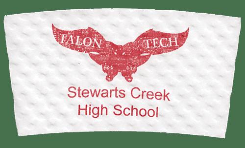 red on white (stewarts creek)